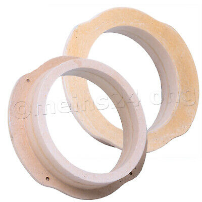 FORD Focus C-Max Kuga MDF Adapter Ringe 165mm Lautsprecher Adapter Ringe Ring