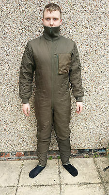German Army Tank Suit Liner Thermal One Peice Under Suit