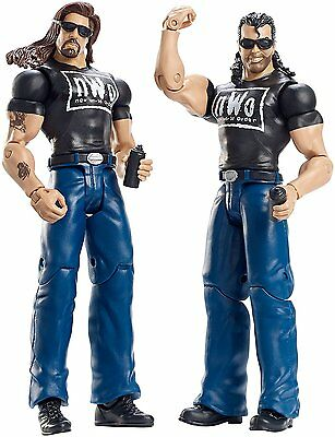 WWE Battle Pack Series 44 - Scott Hall and Kevin Nash Figures