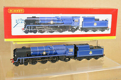 HORNBY R2171 BR 4-6-2 MERCHANT NAVY CLASS LOCO 35005 CANADIAN PACIFIC BOXED nj