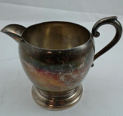 "Creamer - Sterling Silver 925 by FINA 752 - 3"" high - 98 g - Excellent Condition"