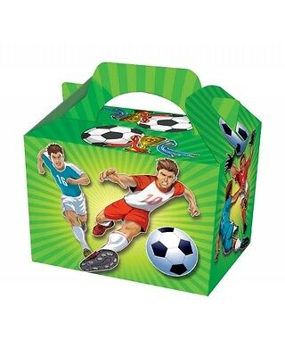 Wholesale Job Lot 150 Football Food Boxes *Party *Boys *Girls