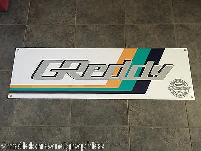 GReddy Performance Products banner 50 State Legal Exhaust racing drift FR-S JDM