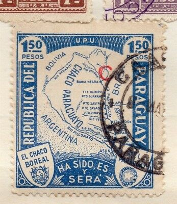 Paraguay 1935 Early Issue Fine Used 1.50P. 125086