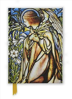 Tiffany Angel Stained Glass Window (foiled Journal) by Tiffany (English) Hardcov