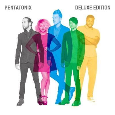 PENTATONIX - Pentatonix (Deluxe Version) -- CD  NEU & OVP