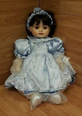 "Marie Osmond Fine Collectibles ""Olive May"" 24"" Porcelain Doll (C59106) **NEW**"