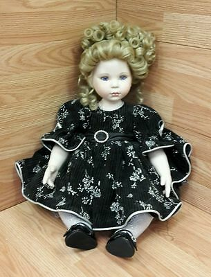 "Marie Osmond Fine Collectibles (C65131) ""M'lissa Virginia"" 24"" Porcelain Doll"