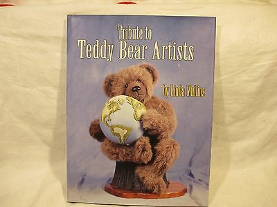 Tribute To Teddy Bear Artists, Illustrated, Linda Mullins Book 1994