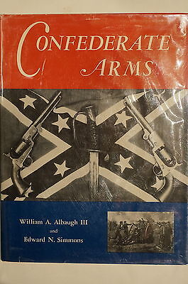 US Civil War Confederate Arms Reference Book
