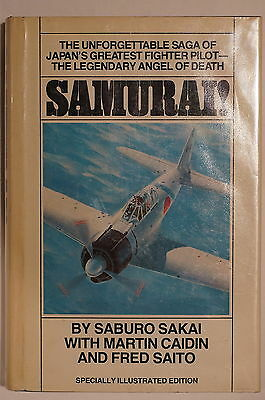 WW2 Japanese Samurai! Greatest Fighter Pilot Angel Of Death Reference Book