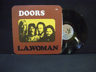 The Doors ‎– L.A. Woman  ' LP MINT  Rounded Corners