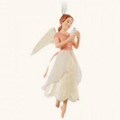 Hallmark Series Ornament 2008 Holiday Angels #3 - A Wish for Peace - #QX7091