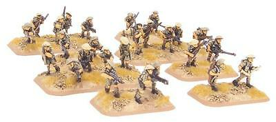 Flames of War - British: Motor Platoon (8th Army) BR743
