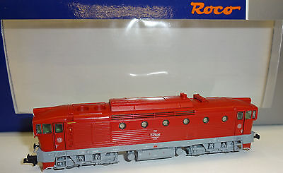 "Roco TT 36269 Diesel locomotive T478.4048 the CSD ""Digital+Sound+ novelty 2016"""