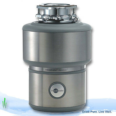 Insinkerator ISE Evolution 200 Premium Food Waste Disposal Unit with Air Switch