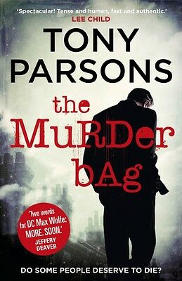 The Murder Bag (DC Max Wolfe) (Hardcover), Parsons, Tony, 9781780892337