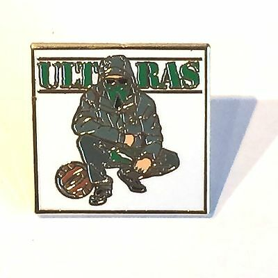 Ultras Celts pin badge free posting UK.