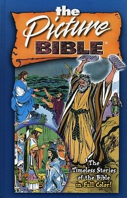 The Picture Bible (Hardcover), Iva Hoth, Iva Hoth, 9780781430555
