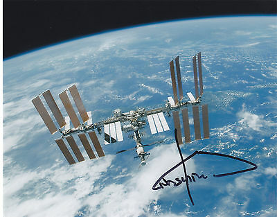 Chris Hadfield Signed Autograph Iss Space Station Nasa  8X10 Photo Exact Proof