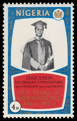 "NIGERIA 244 (SG249) - Independence ""Graduating Student"" (pa25014)"