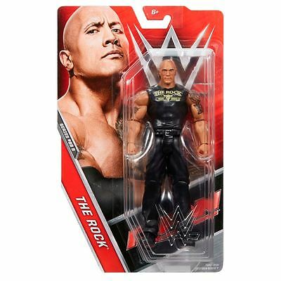 WWE Basic Action Figure Series 68B - The Rock *BRAND NEW*