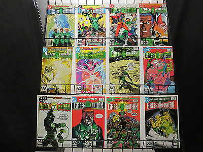 Green Lantern (DC 1985-88) #184-224 Lot of 23Diff Stewart Jordan and Gardner