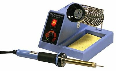 Temperature Controlled Soldering Station / Solder Iron 48 Watt D01843