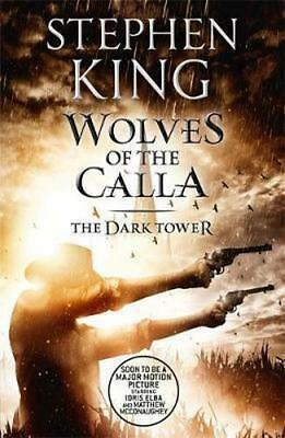 NEW Wolves of the Calla  By Stephen King Paperback Free Shipping
