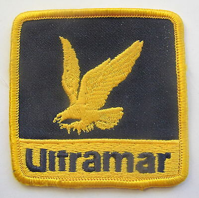 Utramar Oil And Gaz Compagny Logo Patch