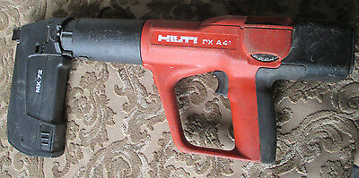 Hilti DX A41 Powder Actuated Fastener Tool / Nail Gun With MX-72 Magazine