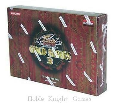 Konami YGO Deck Gold Series 3 Booster Pack CCG SW