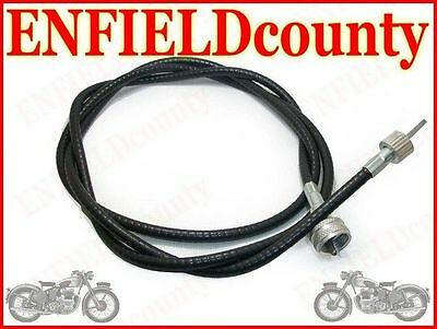 """Royal Enfield Speedometer Cable 66"""" Old Model Speedo @cad"""