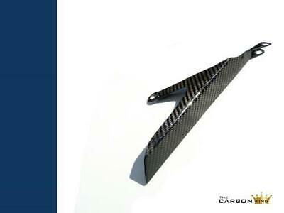 Yamaha R1 2015 Onwards Carbon Fibre Chain Guard In Gloss Twill Weave Fiber