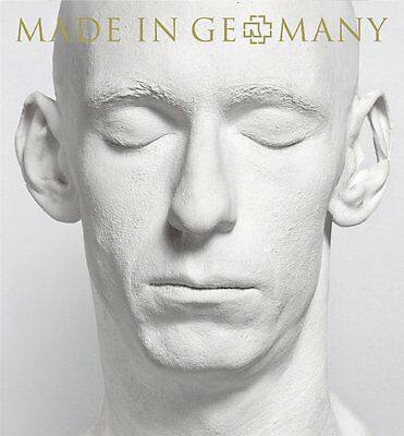 RAMMSTEIN Made In Germany 1995 - 2011 (Special Edition) 2CD (Cover Christian)