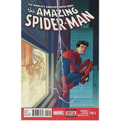 Amazing Spider-Man 700. 2 Cover A