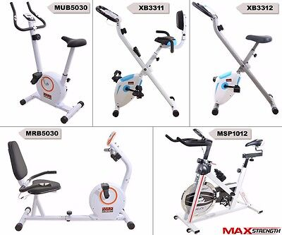 Exercise Bike Cycling Studio Bicycle Cardio Fitness Workout Weight Loss Machine