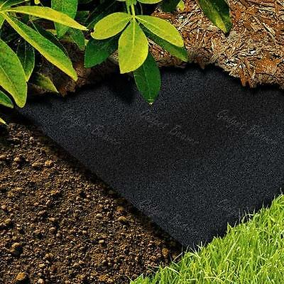 Weed Control Fabric, Ground Cover Sheet, 1.5m x 5m