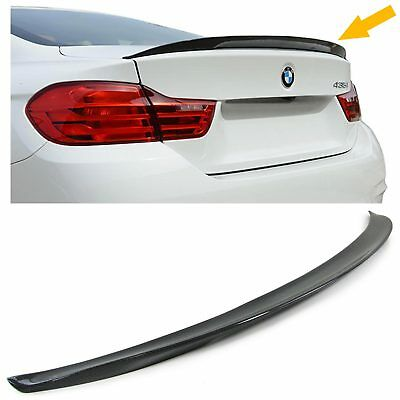 HECK SPOILER SPOILERLIPPE PERFORMANCE ECHT CARBON FÜR BMW 4ER F32 Coupe ab 13