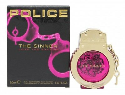 Police The Sinner Eau De Toilette 30Ml Spray - Women's For Her. New