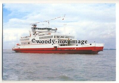 FE1319 - Red Funnel Ferries - Red Falcon , built 1994 - postcard