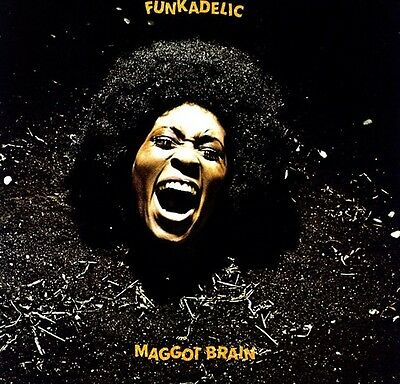Funkadelic - Maggot Brain [New Vinyl LP] UK - Import