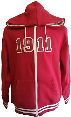 29db8c36 KAPPA ALPHA PSI Fraternity Mens New Zip-Up Hoodie Crimson Red ...