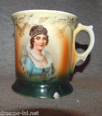 NAPOLEON BONAPARTE COMMEMORATIVE WEDDING CUP? TO MARIE LOUISE ca 1810 France