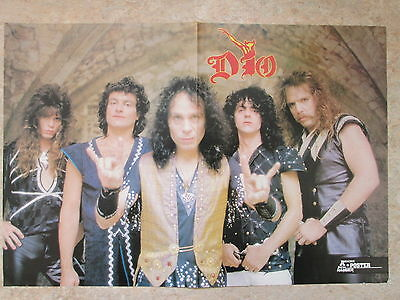 POSTER Ronnie James Dio     PIN UP   A3