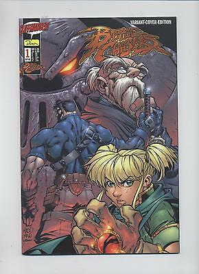 Battle Chasers # 1 Variant-Cover-Edition - Dino Verlag 2000 - Top