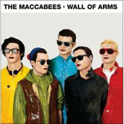The Maccabees - Wall Of Arms NEW LP