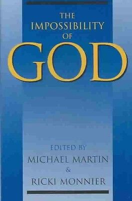 The Impossibility of God by Michael Martin Hardcover Book (English)