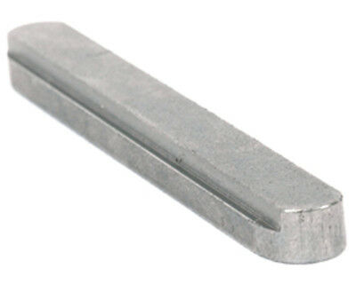 6mm to 8mm x 60mm Reduction (Stepped) Axle Key Way UK KART STORE