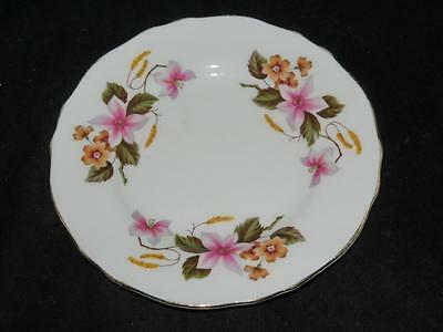REPLACEMENT CHINA Crown Staffordshire Side Plate 'WINDERMERE' Pattern